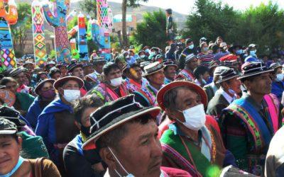El Jatun Ayllu Yura aprueba su Estatuto Autonómico