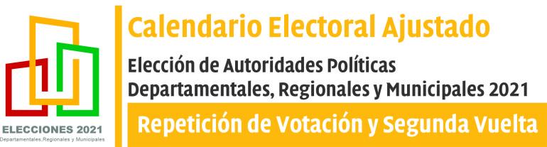 Calendario establece 3 plazos para la entrega de credenciales; posesión de nuevas autoridades será el 3 de mayo