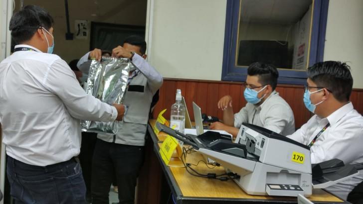 El TED Cochabamba concluye cómputo de votos y proclama resultados finales de las elecciones de Comteco 2021