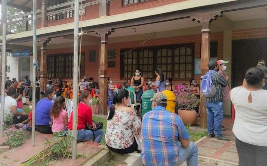 Indígenas guaraníes y población infantil de Santa Cruz se beneficiaron con certificaciones gratuitas y saneamiento documental