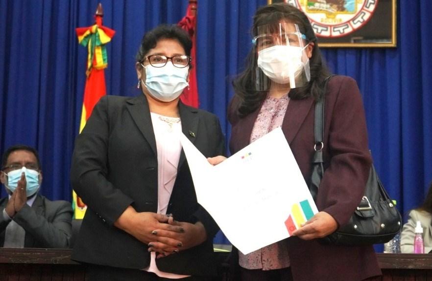 """Asambleístas departamentales de Oruro participarán en un diálogo sobre """"Derechos de las Mujeres, Acoso y Violencia Política"""""""