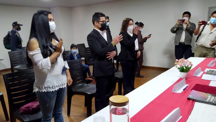 Chuquisaca: Azurduy, Macharetí y Sopachuy cuentan con nuevos Oficiales de Registro Civil