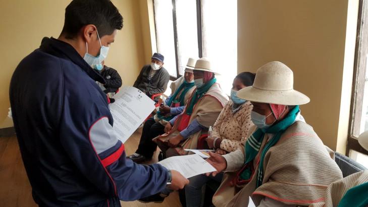 El TED Oruro se reunirá con autoridades indígenas de Chipaya y Salinas para fortalecer el ejercicio de la democracia comunitaria
