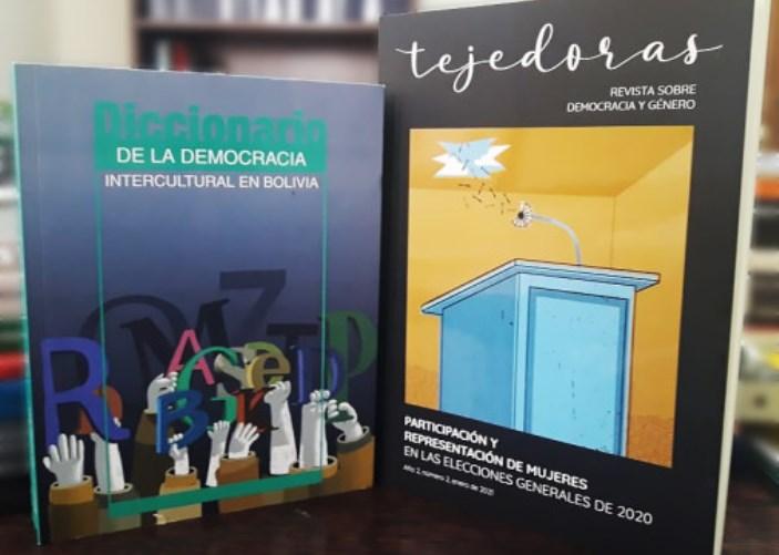 El TSE presenta dos publicaciones sobre interculturalidad y género en el mes aniversario de Santa Cruz
