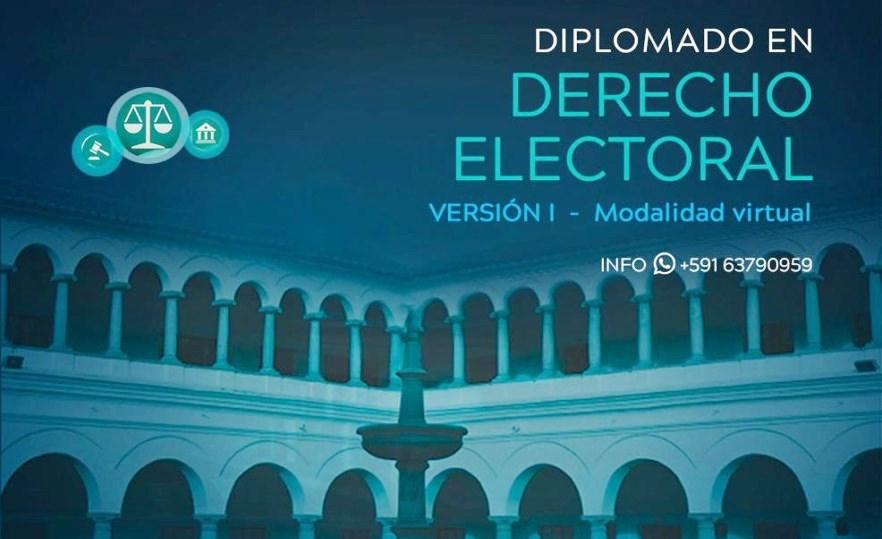 """OEP y la USFX acuerdan promover el Diplomado en Derecho Electoral en el """"mes de las democracias"""""""